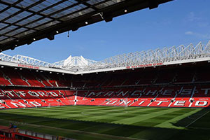Voyage Football stade Old Trafford - Manchester United - Groupe Couleur