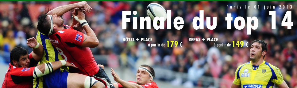 Finale Top 14