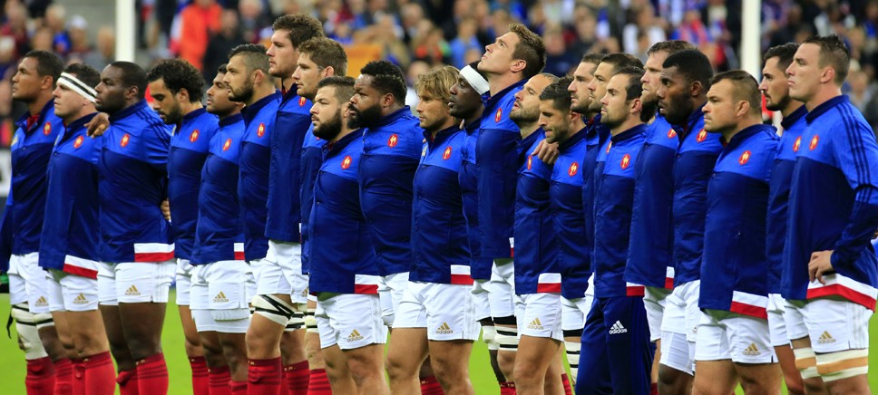 Rencontre 6 nations 2017