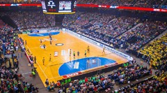 Handball REWE Final Four à Hambourg