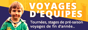 Voyages d'Equipes