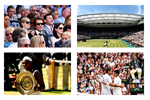 Photos Tournoi Wimbledon