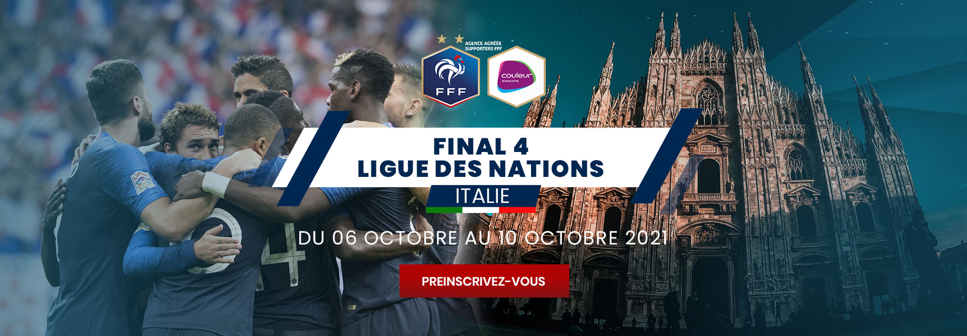 Final 4 Ligue des Nations