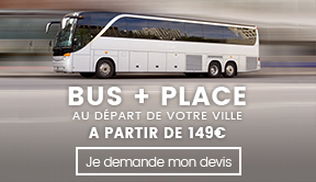formulae bus + place 6 nations 2020 - Groupe Couleur