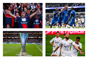 Voyage sport Football COUPE D'EUROPE - Groupe Couleur