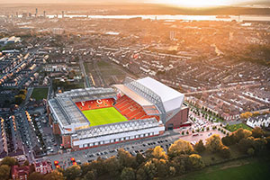 Voyage Football stade Anfield Road Liverpool FC - Groupe Couleur