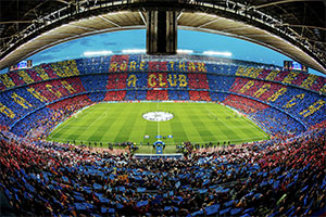 Voyage Football stade Camp Nou FC Barcelone - Groupe Couleur