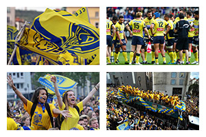 Voyage sport Rugby ASM Clermont Auvergne - Groupe Couleur