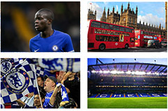 Voyage Football chelsea FC - Groupe Couleur