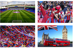 Voyage Football Crystal Palace FC - Groupe Couleur