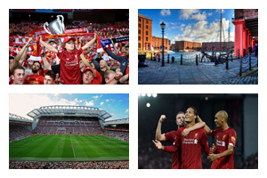 Voyage Football Liverpool FC - Groupe Couleur