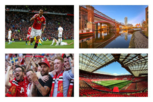 Voyage Football Manchester United - Groupe Couleur