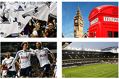 Voyage football Tottenham - Groupe Couleur