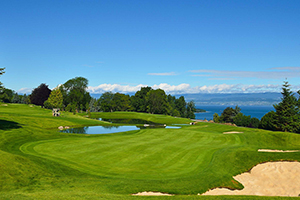 Voyage sport Golf Evian Championship- Evian Resort Golf Club - Groupe Couleur