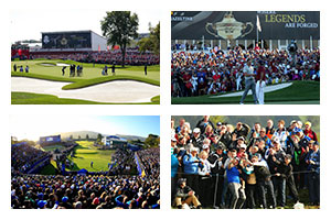 Voyage sport Golf Ryder Cup - Groupe Couleur