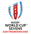 Voyage sport Rugby RUGBY WORLD CUP SEVENS 2018 - Groupe Couleur