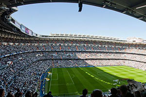 Voyage Football Stade Santiago Bernabeu Real Madrid - Groupe Couleur