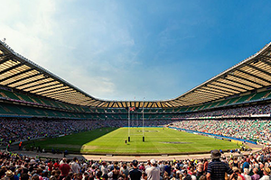 Rugby Sports Travel -  6 NATIONS TOURNAMENT - England v France - Groupe Couleur