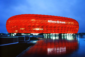 Voyage sport Football Allianz Arena - BAYERN MUNICH - Groupe Couleur