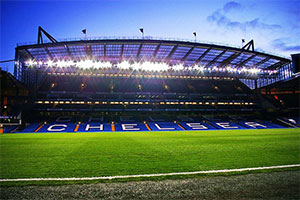 Voyage Football stade Stamford Bridge - Londres chelsea FC - Groupe Couleur