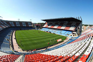 Voyage Football Calderon Atletico Madrid - Groupe Couleur