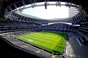 Voyage football stade White Hart Lane - Londres Tottenham - Groupe Couleur