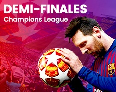 Demi-finales Champions League
