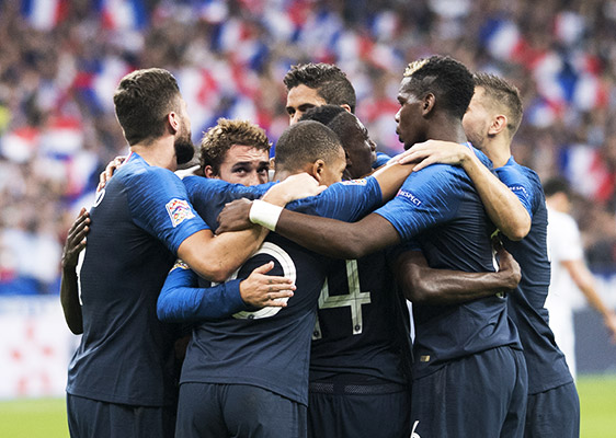 Match Albanie France Qualification EURO 2020 - Voyages Football - Couleur Voyages