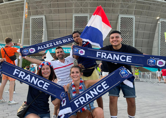 Match France Portugal EURO 2020 - Billetterie - Voyages Football FFF - Couleur Voyages