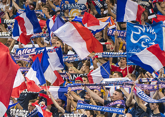Match EURO 2021 - Voyages Football - Couleur Voyages