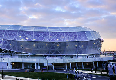 Allianz Riviera - Nice - Informations et plans de stade - Couleur Voyages