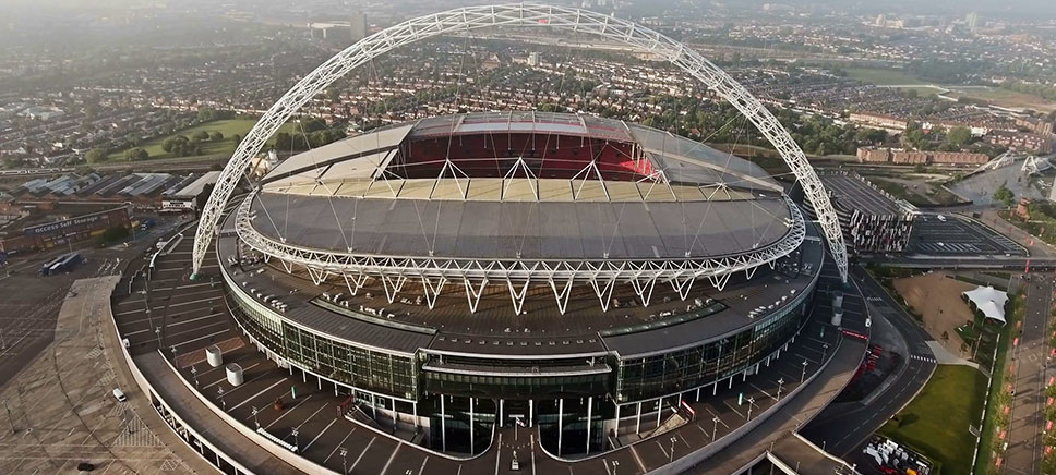 stade wembley Londres