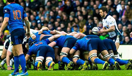 France Ecosse  - Calendrier tournoi 6 nations 2019