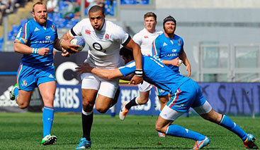 Italie v Angleterre - Calendrier tournoi 6 nations 2020 - Voyagez Rugby