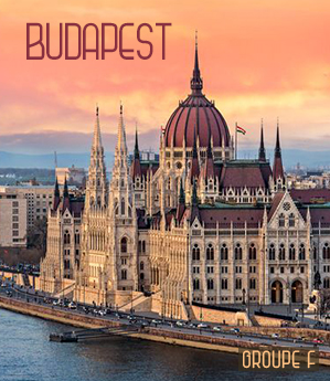 Voyages FFF UEFA Euro 2020 - Couleur - Budapest