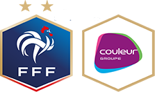couleur voyages supporters FFF - billet match equipe de france - uefa euro 2020