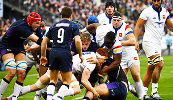 France v Ecosse - Calendrier tournoi 6 nations 2021