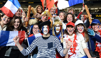 Match FRANCE v ANGLETERRE - Paris - Billetterie - Weekend Tournoi 6 nations 2022 - Couleur voyages Rugby