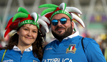 Match ITALIE vs ECOSSE - Rome - Billetterie - Weekend Tournoi 6 nations 2022 - Couleur voyages Rugby