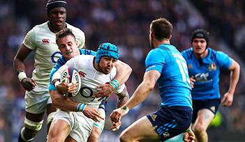 Match ANGLETERRE v ITALIE - Londres - Billetterie - Weekend Tournoi 6 nations 2021 - Couleur voyages Rugby