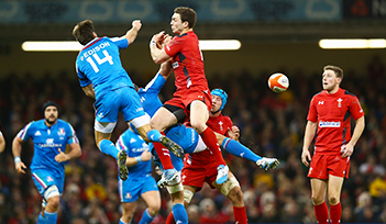 Match ITALIE v GALLES - Rome - Billetterie - Weekend Tournoi 6 nations 2021 - Couleur voyages Rugby