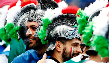 Match ITALIE v IRLANDE - Rome - Billetterie - Weekend Tournoi 6 nations 2021 - Couleur voyages Rugby