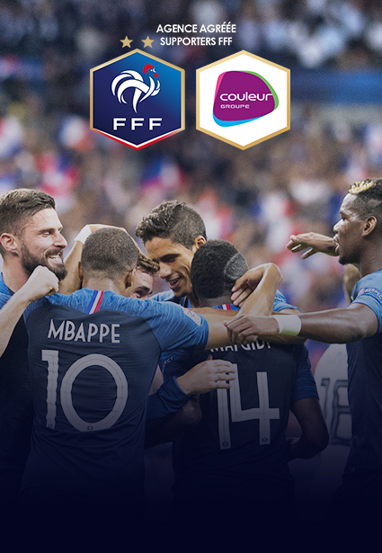 euro 2020 - Groupe Couleur Voyages