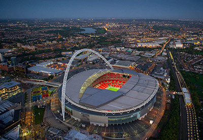 Wembley - Informations et plans de stade - Couleur Voyages
