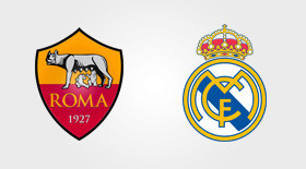 AS Roma-Real Madrid