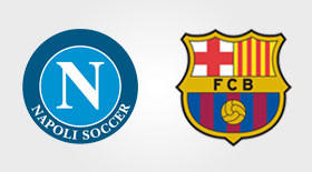 Naples-FC Barcelone