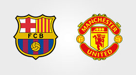 FC Barcelone-Manchester United