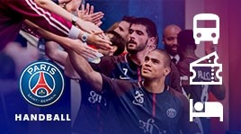 Pack Supporters 2 jours / 1 nuit : Final Four Cologne