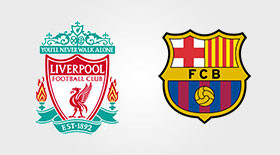Liverpool-FC Barcelone - Package VIP
