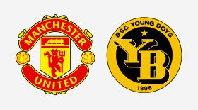 Manchester United-Young Boys